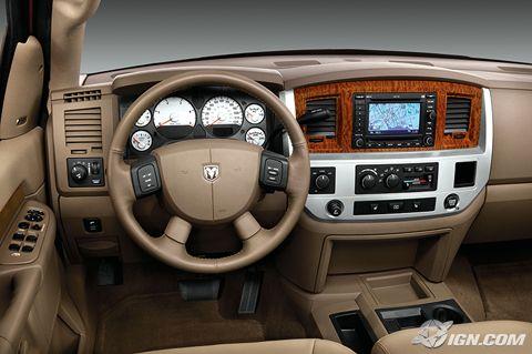 2006 Dodge Ram 1500 Mega Cab